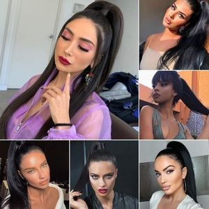 """ON SALE TODAY Set of 3 - 22"""" Ponytail Extensions"""
